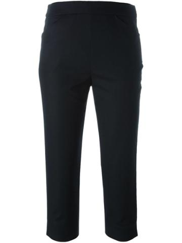 Moschino Cropped Capri Trousers