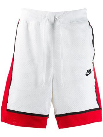 Nike Sportswear Shorts - White