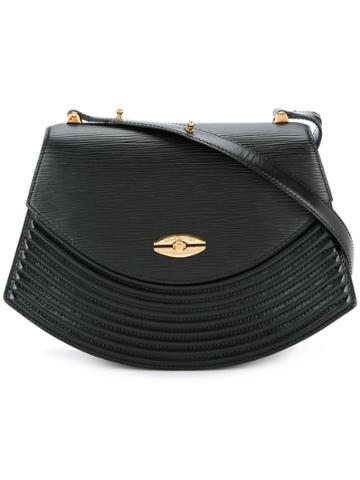 Louis Vuitton Vintage Epi Tilsit Shoulder Bag - Black