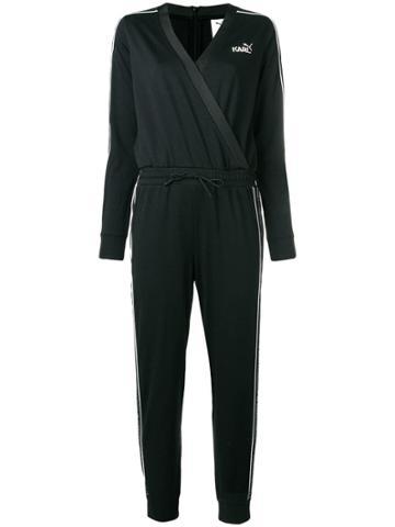 Karl Lagerfeld Puma X Karl T7 Jumpsuit - Black
