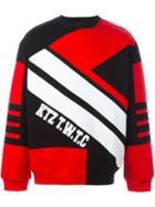 Ktz Logo Print Sweatshirt