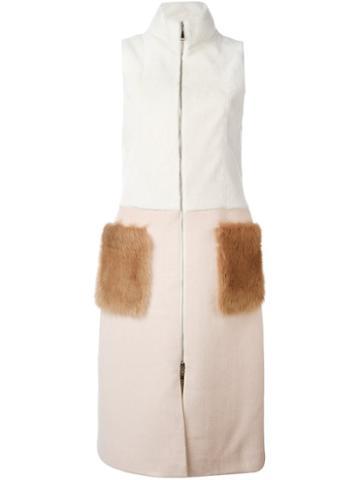 Drome Sleeveless Coat