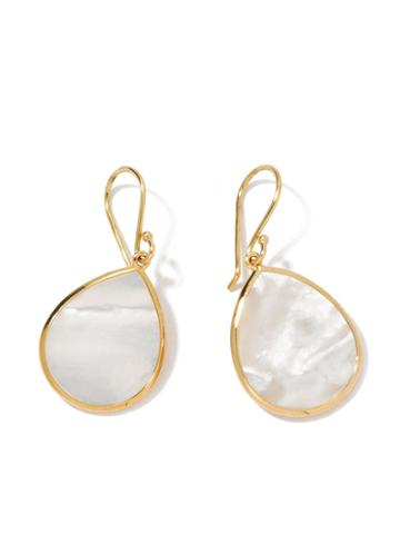 Ippolita Small Teardrop Earrings - Gold