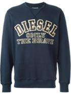 Diesel 's-joe-b' Sweatshirt