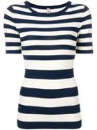 Antonio Marras Striped Knit Top - Blue