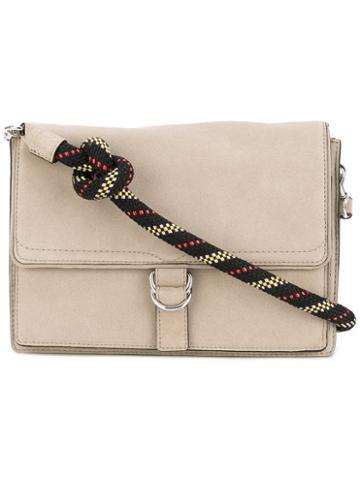 Cliffside Crossbody Bag - Women - Leather - One Size, Nude/neutrals, Leather, Rebecca Minkoff