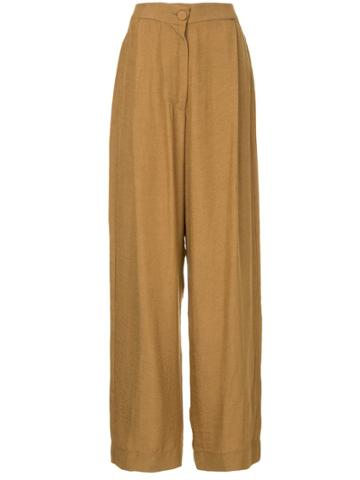Karen Walker Decoy Pants - Brown