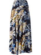 Stella Mccartney Cat Print Skirt