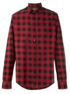 Woolrich Checked Casual Shirt - Red