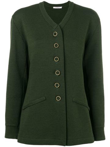Yves Saint Laurent Vintage Ysl Knitwear - Green