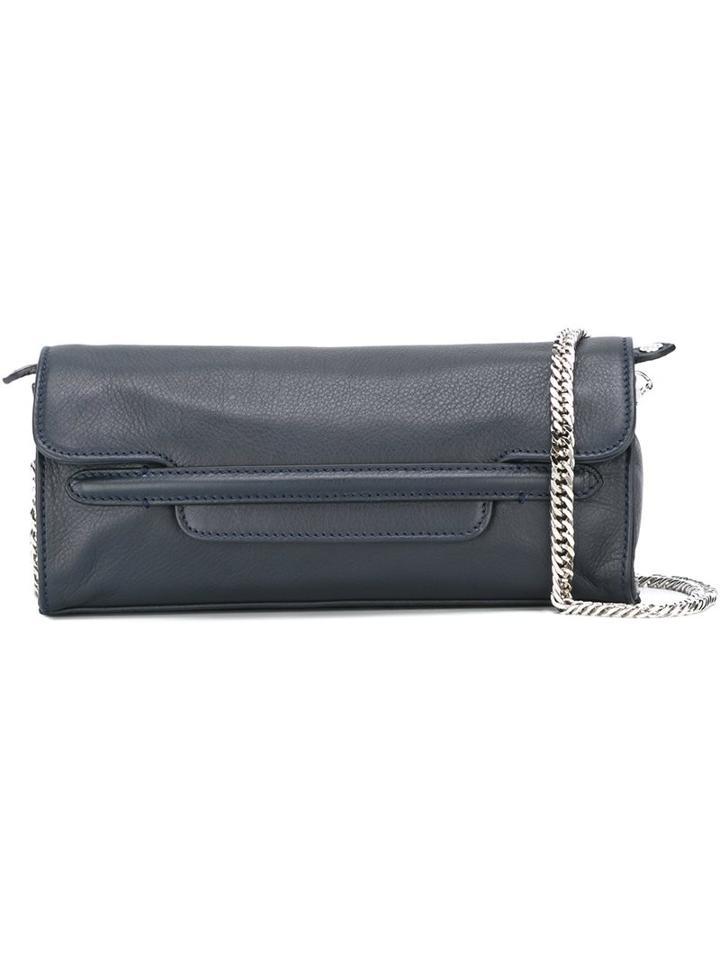 Zanellato Chain Strap Mini Shoulder Bag