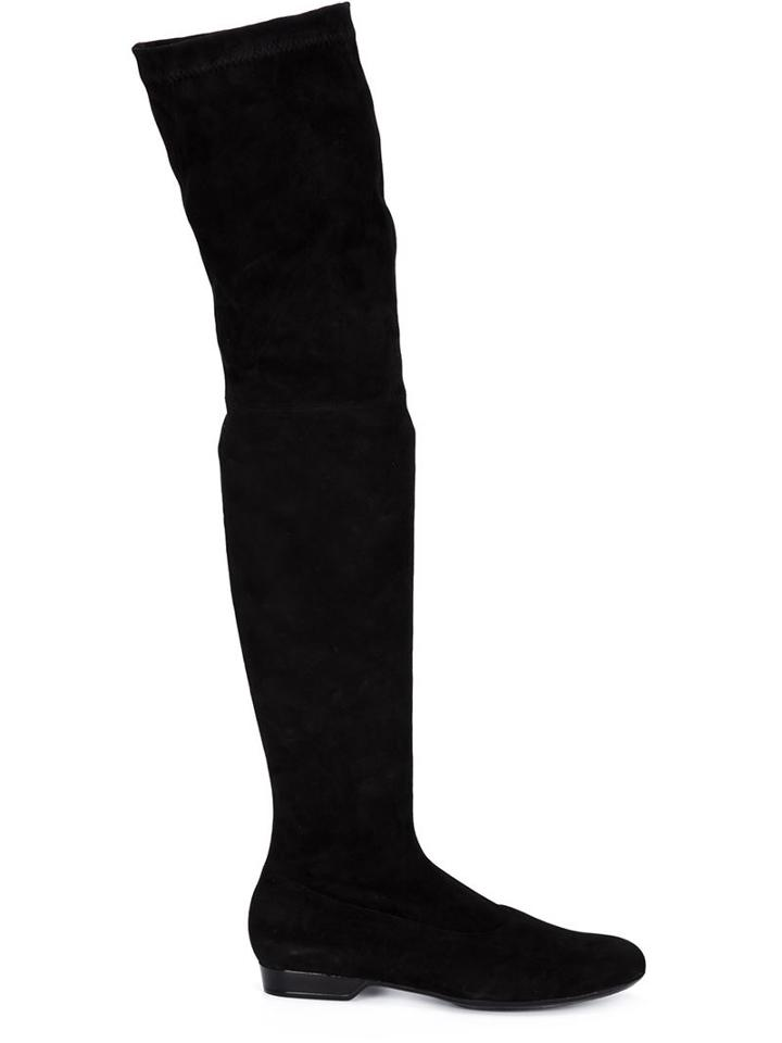 Robert Clergerie 'fetej' Thigh High Boots