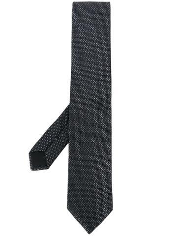 Boss Hugo Boss Textured Tie - Black