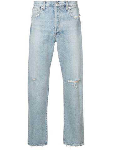 Agolde Division Jeans - Grey