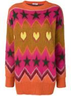 Dondup Jacquard Sweater - Multicolour