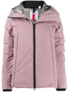 Rossignol Hooded Puffer Jacket - Pink