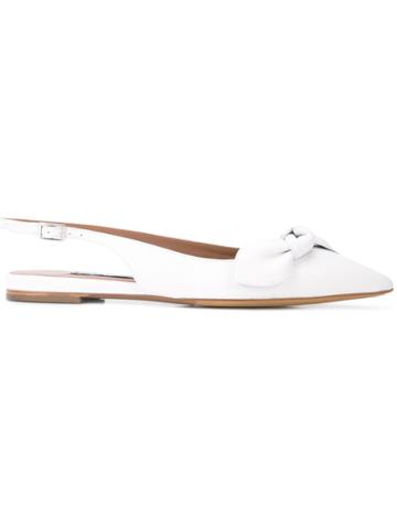 Tabitha Simmons Tabitha Simmons Knotty White Artificial->artificial