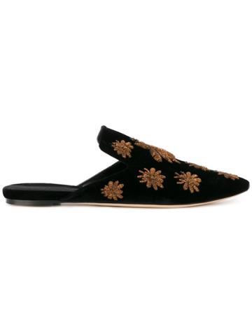 Sanayi 313 Embellished Slippers