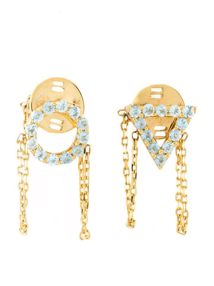Gisele For Eshvi 'march' Earrings