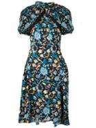 J.w.anderson Floral Print Dress