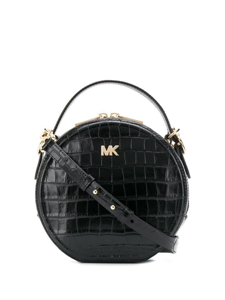 Michael Michael Kors Delaney Crossbody Bag - Black