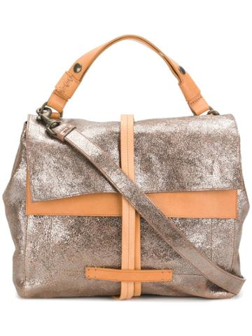 Officine Creative Seurat Satchel - Metallic