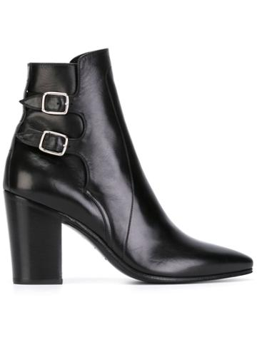 Saint Laurent 'french 85' Ankle Boots