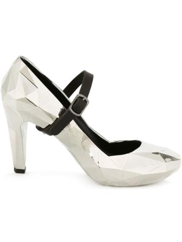 United Nude 'lo Res Pump' Steel Pumps