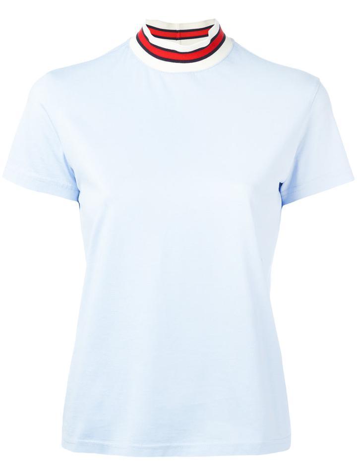 Harmony Paris Tiphaine T-shirt, Women's, Size: Small, Blue, Cotton