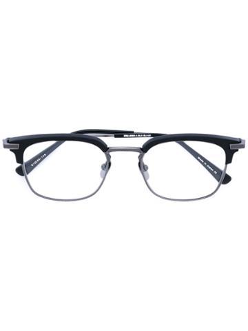 Dita Eyewear - 'nomad' Glasses - Men - Acetate/titanium - 51, Black, Acetate/titanium