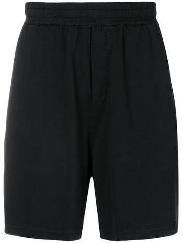 Low Brand Classic Track Shorts - Black