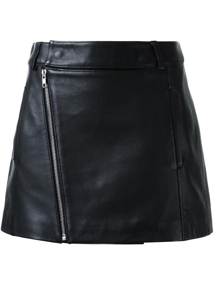 Dion Lee Biker Mini Skirt