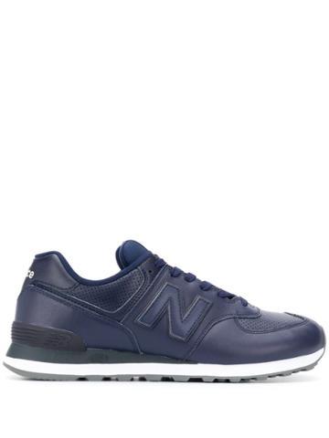 New Balance New Balance Ml574v2 Snu - Blue