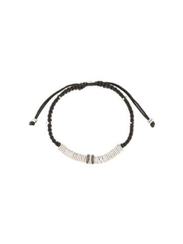 Tateossian Macrame Bracelet - Silver