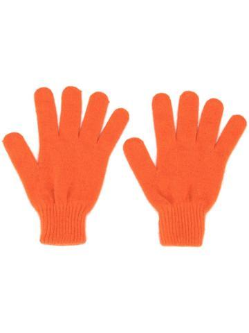 Zambesi Woodsman Gloves - Orange