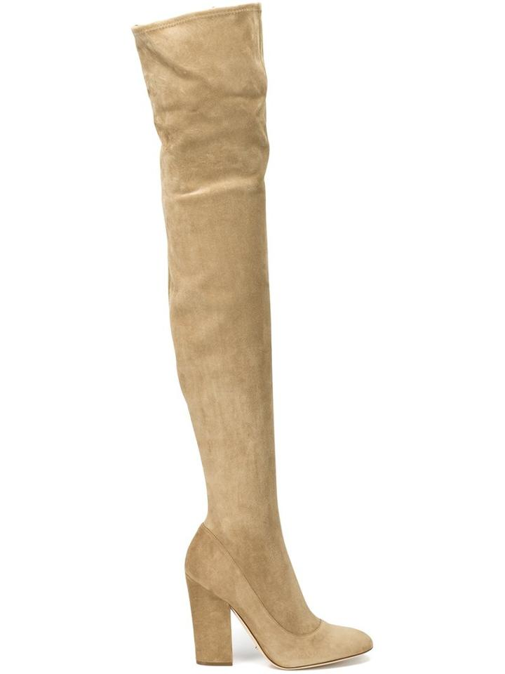 Sergio Rossi Thigh-high Boots