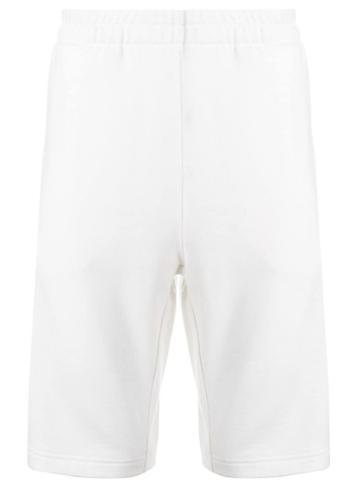 Z Zegna Techmerino™ Track Shorts - White