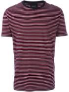 Harmony Paris Thierry T-shirt, Men's, Size: S, Red, Cotton