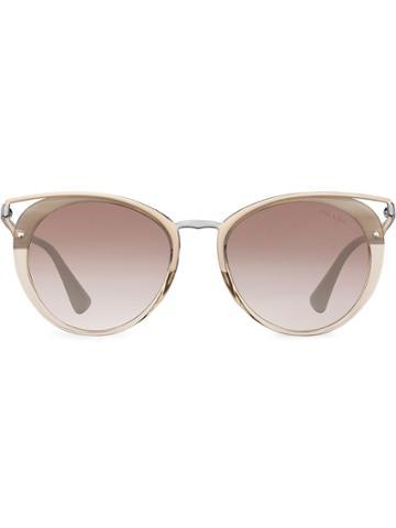 Prada Eyewear Prada Cinéma Eyewear - Nude & Neutrals