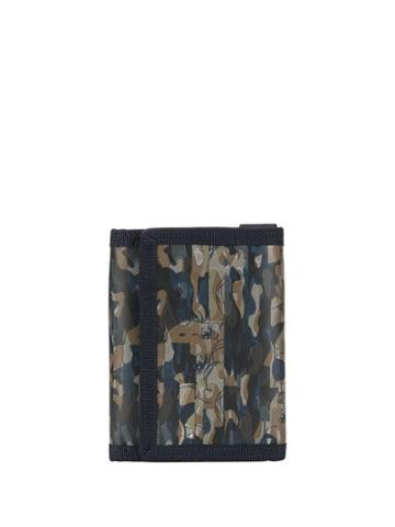 Undercover Camouflage Wallet - Multicolour