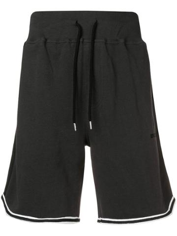 Diesel Basic Track Shorts - Grey