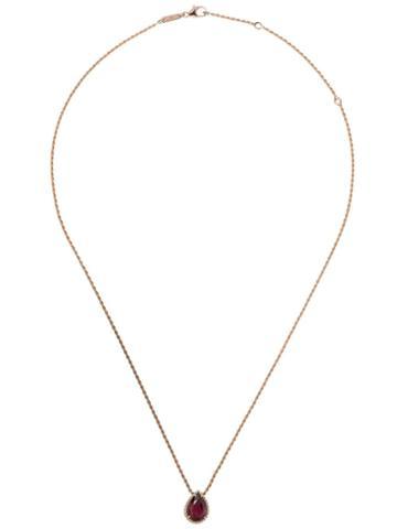 Boucheron Teardrop Pendant Necklace - Pg