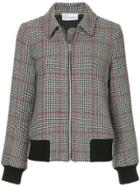 Red Valentino Houndstooth Jacket - Multicolour