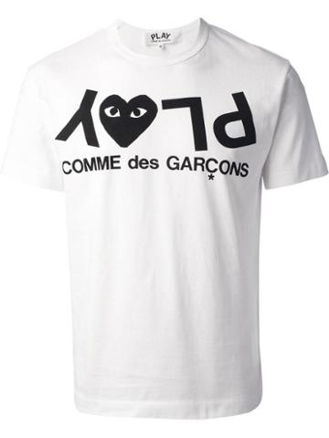 Comme Des Garcons Play 'play' T-shirt