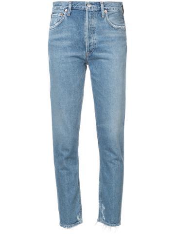Agolde Jaime Jeans - Blue