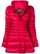 Colmar Puffer Coat - Red