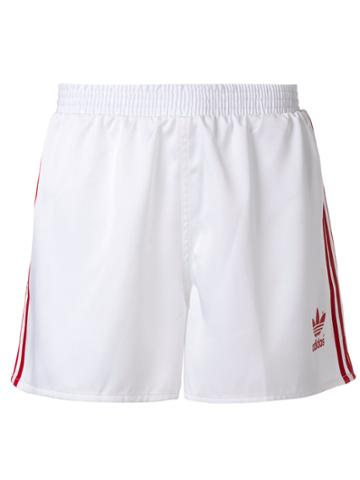 Adidas Adidas Originals Russia Shorts - White