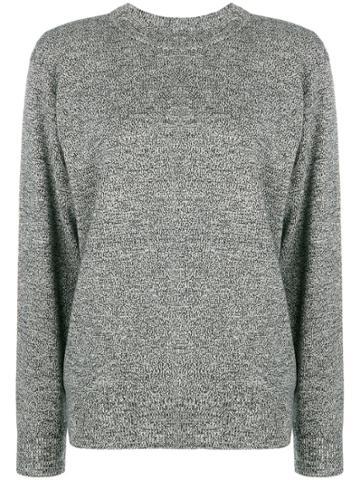 Yves Saint Laurent Vintage Ysl Top - Grey