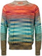Missoni Printed Sweater - Yellow
