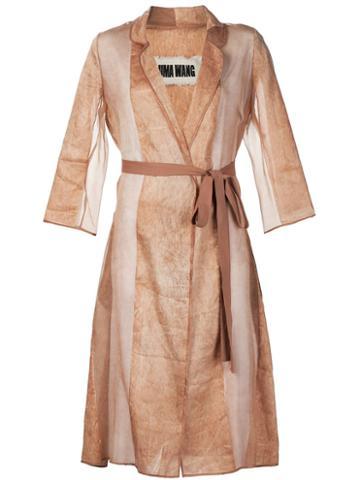 Uma Wang Robe Coat